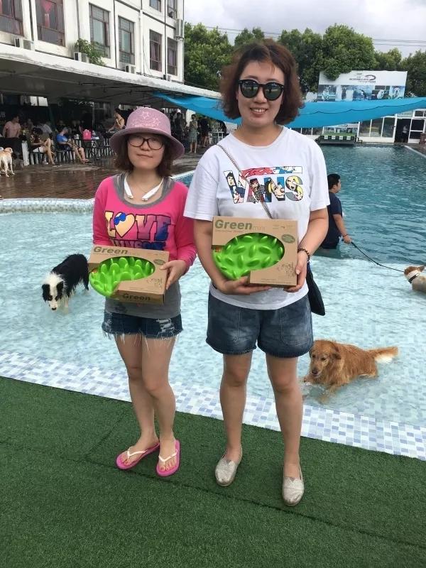2018冠能非凡犬水上运动挑战赛